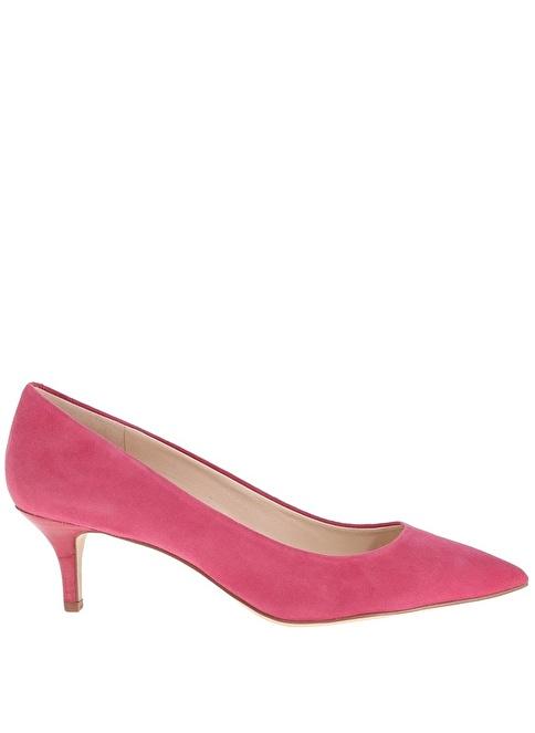 Nine West Süet Klasik Ayakkabı Pembe